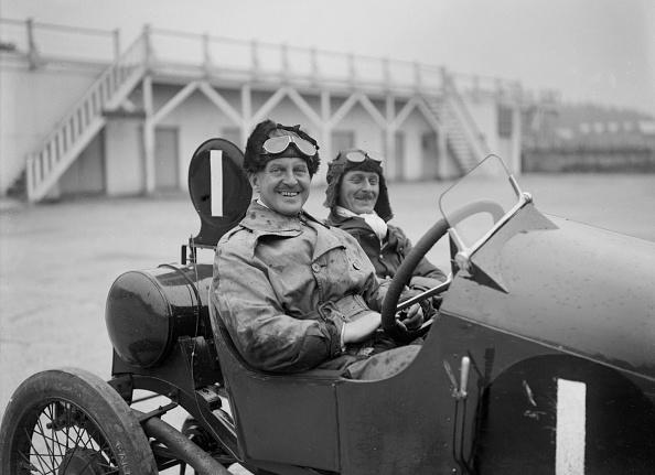 Wheel「TB Andre in his Marlborough I at the JCC 200 Mile Race, Brooklands, Surrey, 1921」:写真・画像(2)[壁紙.com]