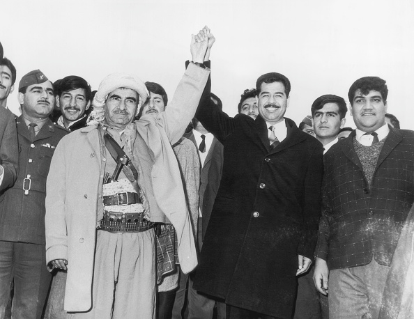 Saddam Hussein「United Front」:写真・画像(13)[壁紙.com]
