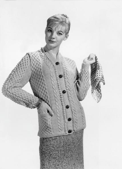 Cardigan Sweater「Cable Knit」:写真・画像(13)[壁紙.com]
