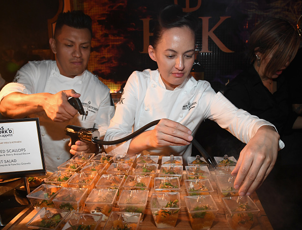 蒸し「The Grand Tasting At Vegas Uncork'd By Bon Appetit」:写真・画像(17)[壁紙.com]