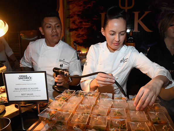蒸し「The Grand Tasting At Vegas Uncork'd By Bon Appetit」:写真・画像(18)[壁紙.com]