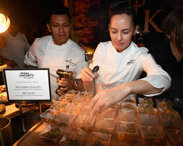 蒸し「The Grand Tasting At Vegas Uncork'd By Bon Appetit」:写真・画像(1)[壁紙.com]