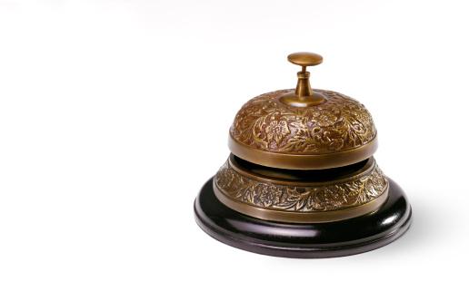 Hotel Reception「Hotel service bell」:スマホ壁紙(5)