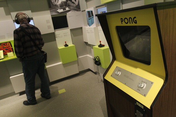 ゲームセンター「Computer Game Museum Opens In Berlin」:写真・画像(6)[壁紙.com]