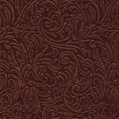 Art Nouveau「scroll engraved on vintage leather background texture」:スマホ壁紙(12)