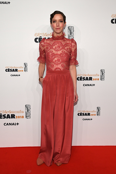 César Awards「Red Carpet Arrivals - Cesar Film Awards 2018 At Salle Pleyel In Paris」:写真・画像(13)[壁紙.com]