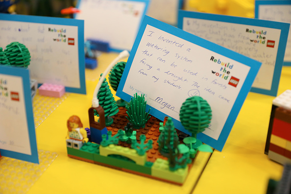 Creativity「Mark Ronson & The LEGO Group Inspire Kids To Rebuild The World」:写真・画像(7)[壁紙.com]
