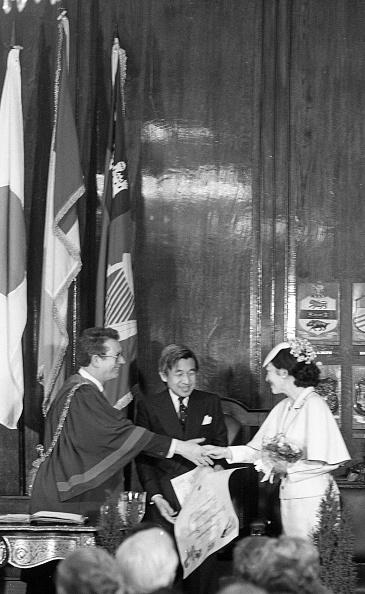 Japanese Royalty「Japanese Royal Visit 1985」:写真・画像(16)[壁紙.com]