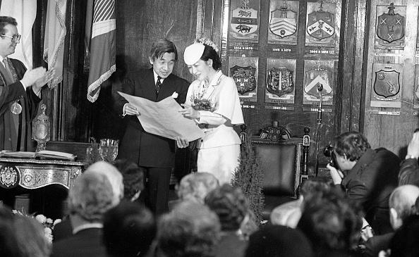 Japanese Royalty「Japanese Royal Visit 1985」:写真・画像(10)[壁紙.com]