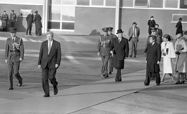 Japanese Royalty「Japanese Royal Visit 1985」:写真・画像(8)[壁紙.com]
