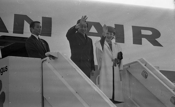 Japanese Royalty「Japanese Royal Visit 1985」:写真・画像(2)[壁紙.com]
