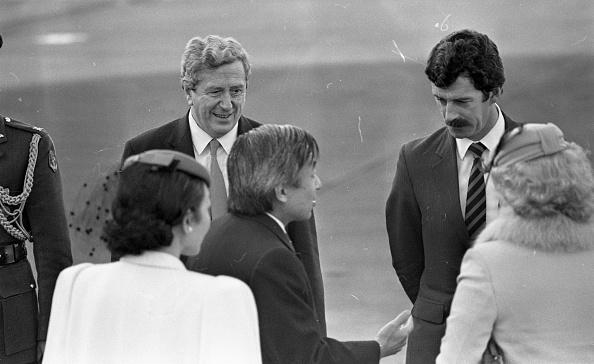 Emperor Akihito「Japanese Royal Visit 1985」:写真・画像(4)[壁紙.com]