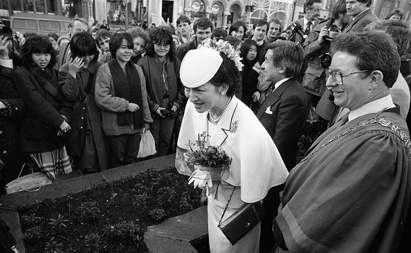 Emperor Akihito「Japanese Royal Visit 1985」:写真・画像(12)[壁紙.com]