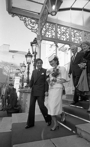 Emperor Akihito「Japanese Royal Visit 1985」:写真・画像(6)[壁紙.com]