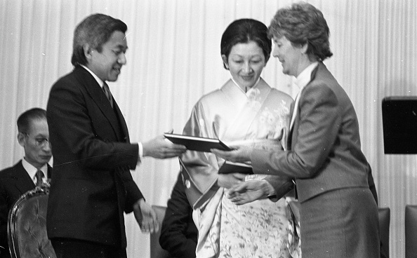 Japanese Royalty「Japanese Royal Visit 1985」:写真・画像(19)[壁紙.com]