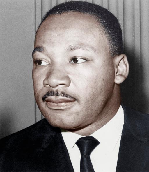 カラー画像「Martin Luther King Jnr, American black civil rights campaigner, c1968.」:写真・画像(0)[壁紙.com]