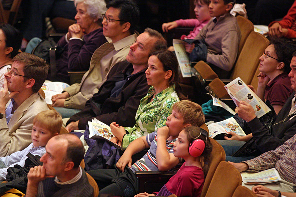 クラシック音楽「Young People's Concert」:写真・画像(11)[壁紙.com]