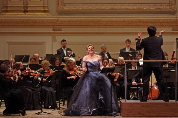 Classical Concert「Renee Fleming」:写真・画像(11)[壁紙.com]
