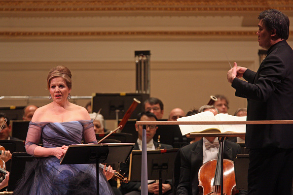 Classical Concert「Renee Fleming」:写真・画像(4)[壁紙.com]