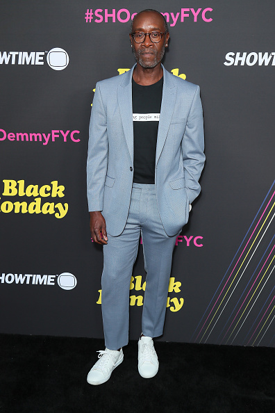 "Don Cheadle「FYC Red Carpet Event For Showtimes' ""Black Monday""」:写真・画像(10)[壁紙.com]"