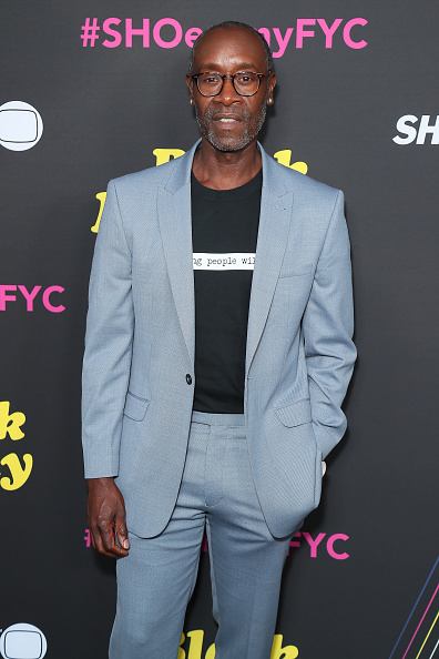 "Don Cheadle「FYC Red Carpet Event For Showtimes' ""Black Monday""」:写真・画像(3)[壁紙.com]"
