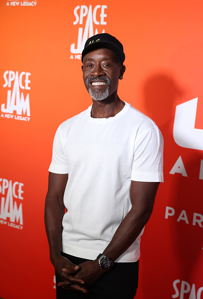 Don Cheadle「Space Jam: A New Legacy Party In The Park After Dark」:写真・画像(6)[壁紙.com]