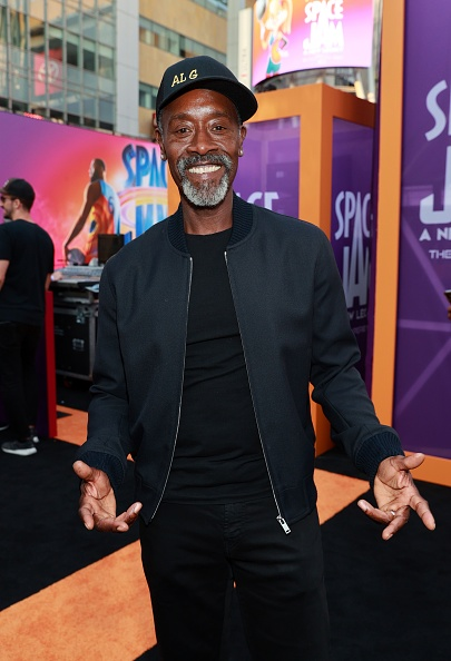 """Don Cheadle「Premiere Of Warner Bros """"Space Jam: A New Legacy"""" - Red Carpet and Pre-Reception」:写真・画像(13)[壁紙.com]"""