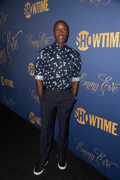 Don Cheadle「Showtime Emmy Eve Nominees Celebration - Red Carpet」:写真・画像(15)[壁紙.com]