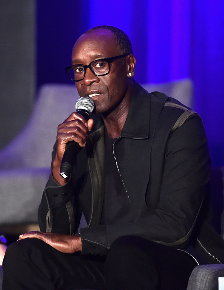 "Don Cheadle「Marvel Studios' ""Avengers: Endgame"" Global Junket Press Conference」:写真・画像(12)[壁紙.com]"
