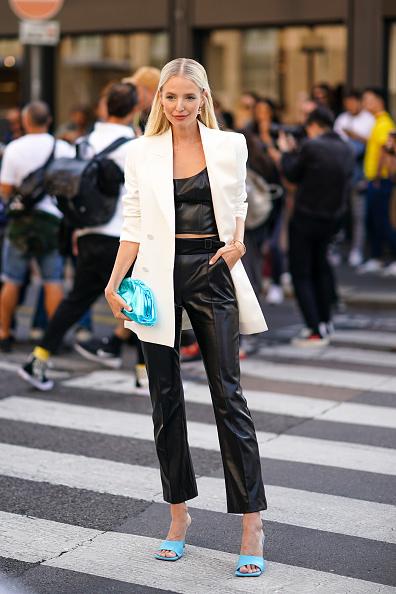 Street Style「Ermanno Scervino – Street Style - Milan Fashion Week Spring Summer 2020」:写真・画像(15)[壁紙.com]