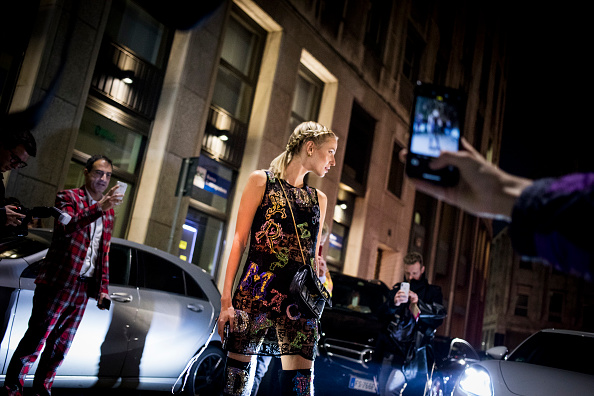 Tristan Fewings「What You Waiting For? Milan Fashion Week Autumn/Winter 2019/20」:写真・画像(1)[壁紙.com]