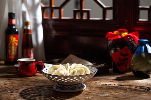 Winter Solstice「dumplings」:スマホ壁紙(6)