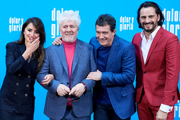 Madrid「'Dolor Y Gloria' Madrid Photocall」:写真・画像(13)[壁紙.com]