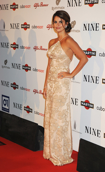 Halter Top「Rome Screening Of NINE Co-Hosted By Martini」:写真・画像(0)[壁紙.com]