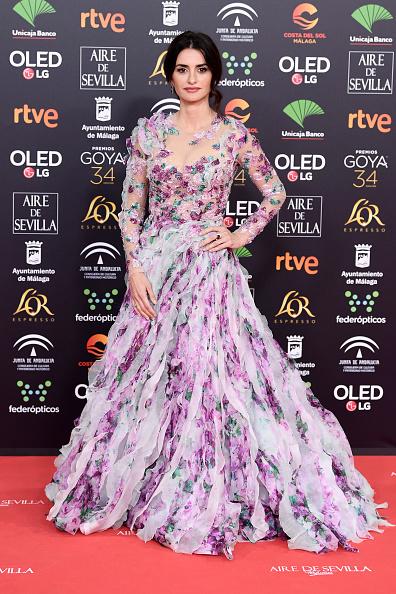 Train - Clothing Embellishment「Goya Cinema Awards 2020 - Red Carpet」:写真・画像(10)[壁紙.com]