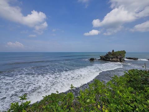 タナロット「Tanah Lot Bali.」:スマホ壁紙(15)