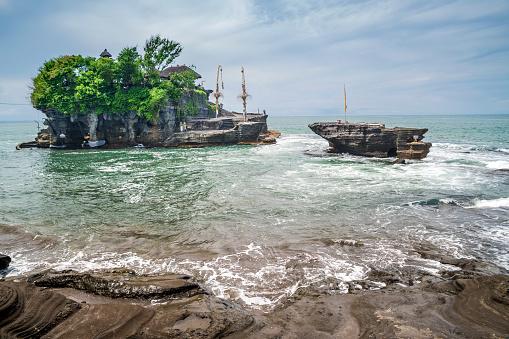 タナロット「Tanah Lot, Bali, Indonesia」:スマホ壁紙(3)