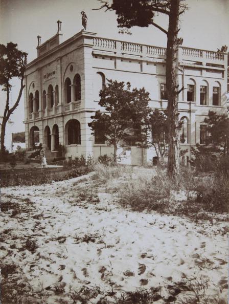 Health Spa「Binz On Rügen. Villa Salve. 1900 Photograph.」:写真・画像(15)[壁紙.com]