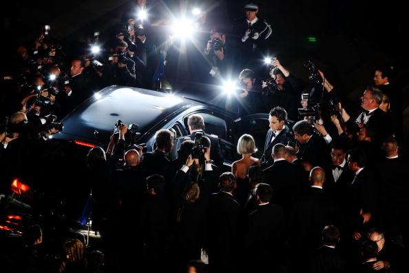 レッドカーペット「Vengeance Premiere  - 2009 Cannes Film Festival」:写真・画像(12)[壁紙.com]
