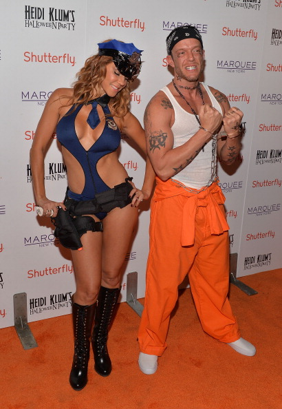 Jamie McCarthy「Shutterfly Presents Heidi Klum's Halloween At Marquee In New York」:写真・画像(4)[壁紙.com]