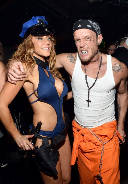 Jamie McCarthy「Shutterfly Presents Heidi Klum's 14th Annual Halloween Party At Marquee New York Sponsored By SVEDKA Vodka And smartwater」:写真・画像(18)[壁紙.com]