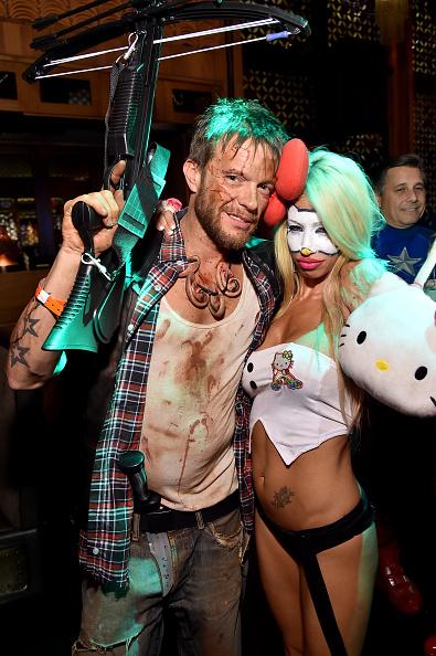 Jamie McCarthy「Moto X Presents Heidi Klum's 15th Annual Halloween Party Sponsored By SVEDKA Vodka At TAO Downtown - Inside」:写真・画像(5)[壁紙.com]