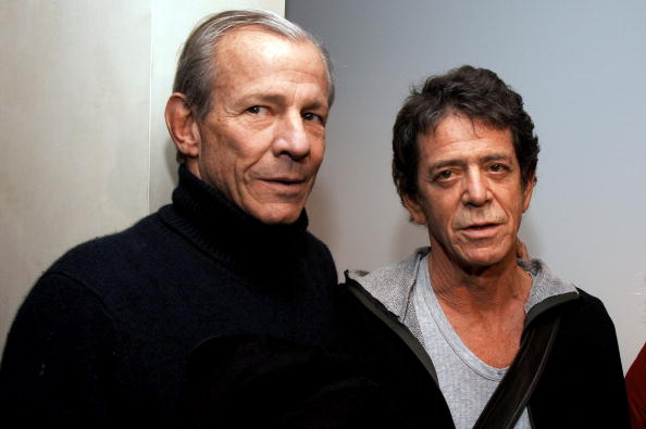 "Photographer「""Lou Reed New York"" At The Gallery At Hermes」:写真・画像(16)[壁紙.com]"