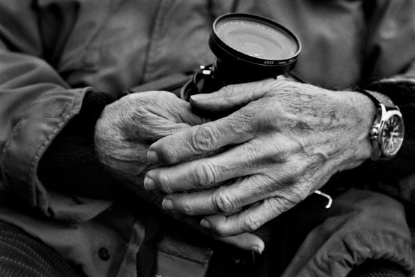 Tom Stoddart Archive「Don McCullin」:写真・画像(1)[壁紙.com]
