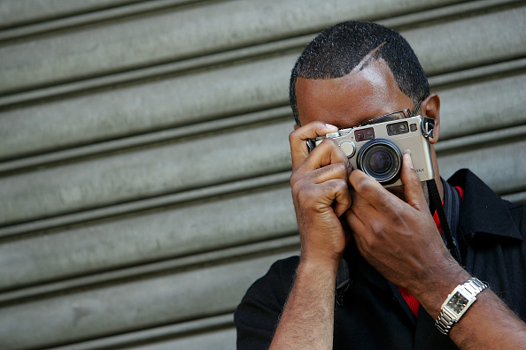 "Photographer「VH1 Presents ""A Time Before Crack"" By Jamel Shabazz Exhibit」:写真・画像(17)[壁紙.com]"