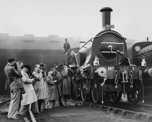 Fox Photos「LNER 1888 Flying Scotsman」:写真・画像(9)[壁紙.com]