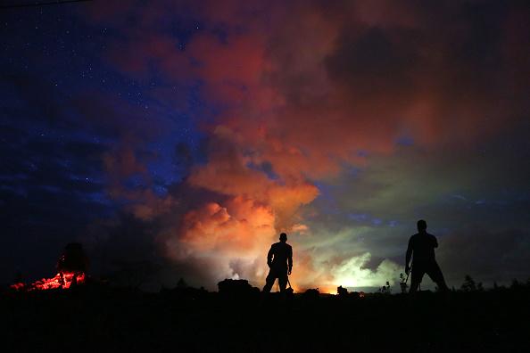 National Park「Hawaii's Kilauea Volcano Erupts Forcing Evacuations」:写真・画像(13)[壁紙.com]