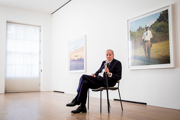 """Tristan Fewings「""""2 1/4"""" Exhibtion By William Eggleston At David Zwirner - Photocall」:写真・画像(0)[壁紙.com]"""