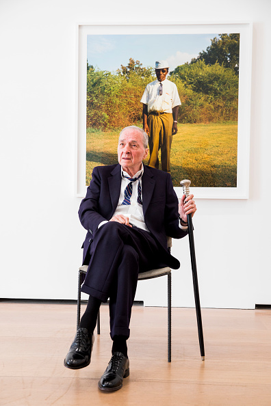 """Tristan Fewings「""""2 1/4"""" Exhibtion By William Eggleston At David Zwirner - Photocall」:写真・画像(1)[壁紙.com]"""