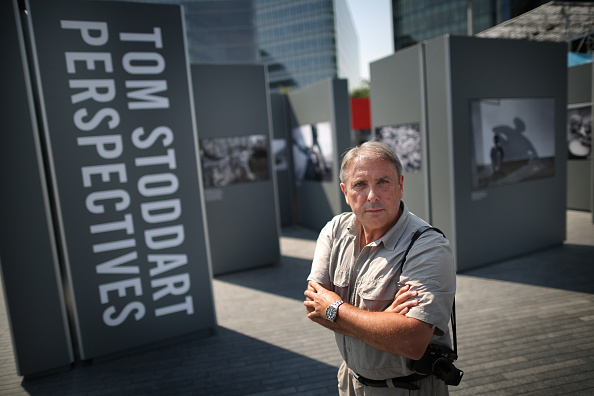 Tom Stoddart「Photographer Tom Stoddart Launches His Exhibition Perspectives At More London」:写真・画像(7)[壁紙.com]